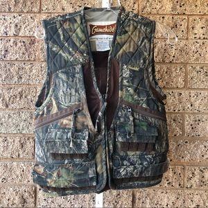 Gamehide Outdoor Camo Vest Women or Youth EUC | S